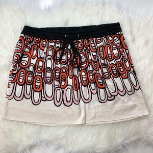 Diane von Furstenberg Silk Michiru Skirt